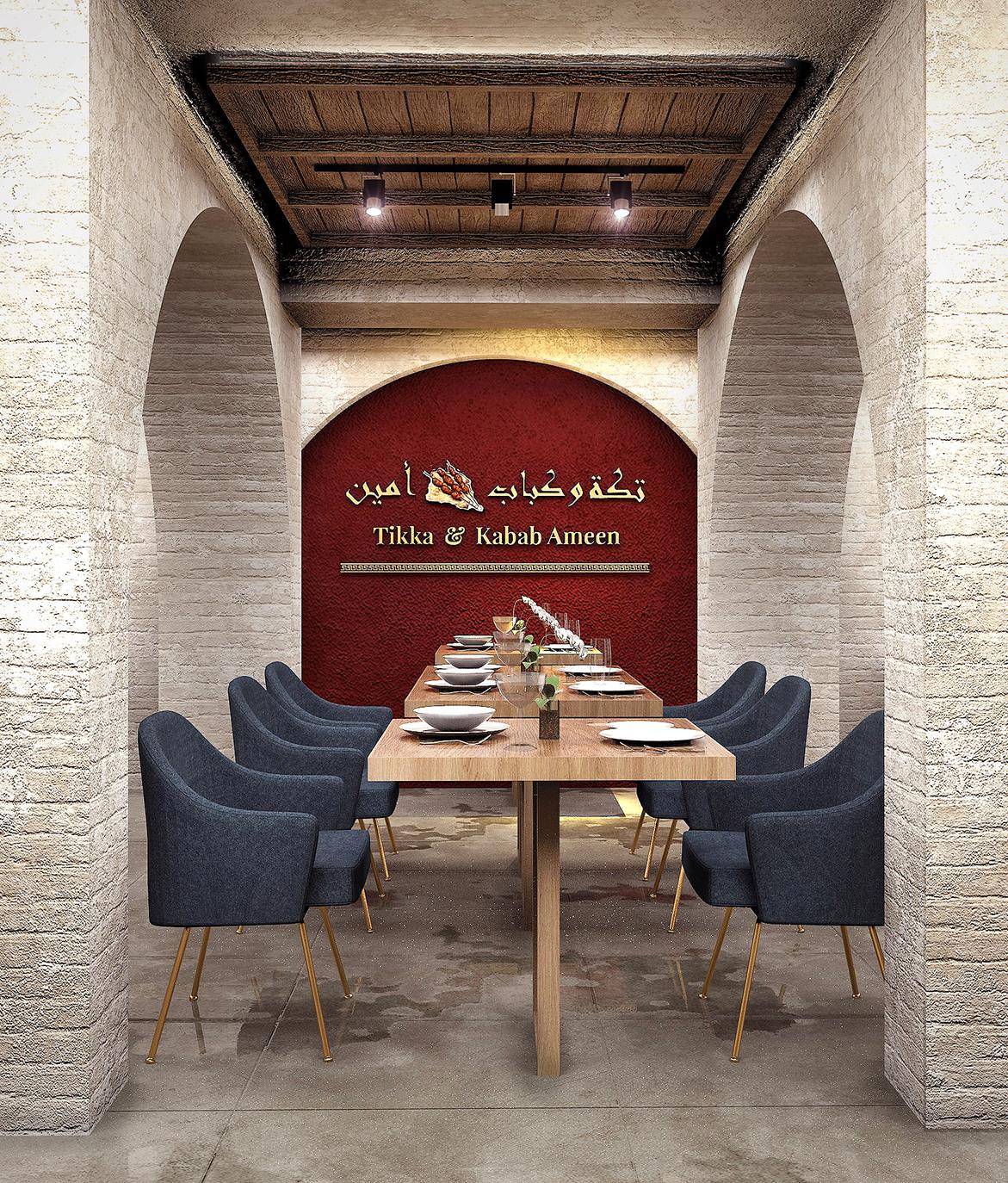 Tikka & Kabab Ameen Restaurant – India