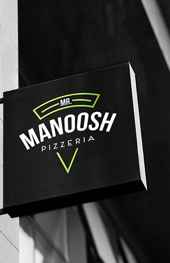 Mr. Man'oosh Pizzeria