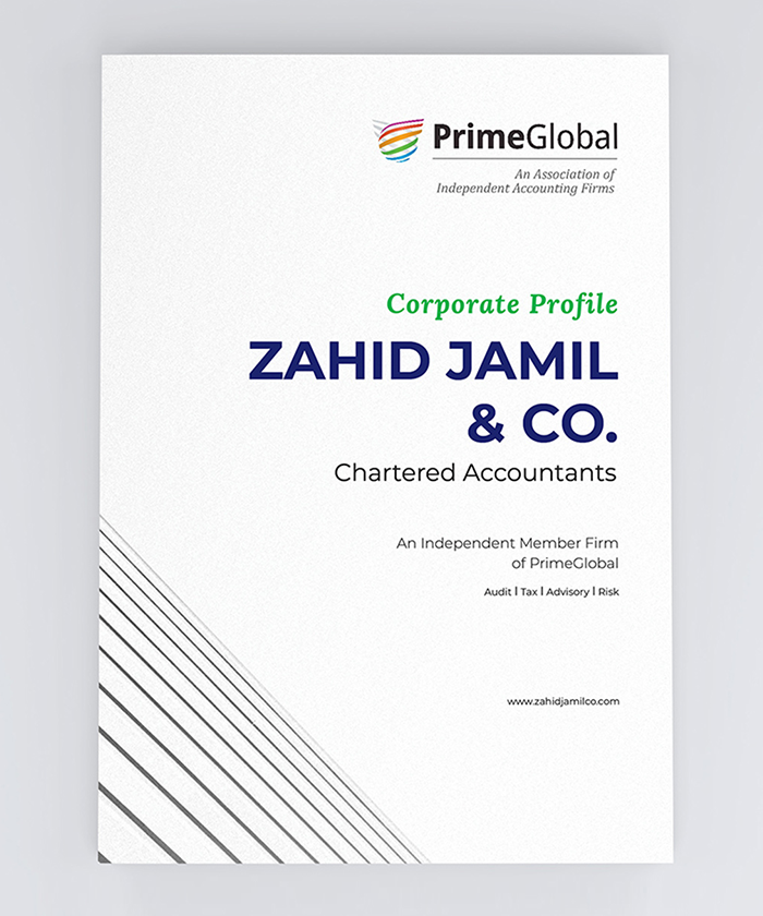 Prime Global – Zahid Jamil & Co