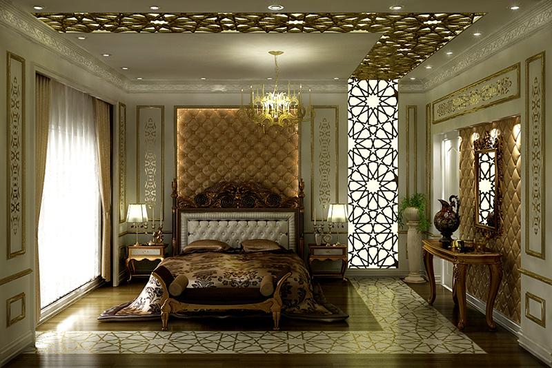 Bedroom for Barqi, Al-Wahda Mall – Abu Dhabi, UAE